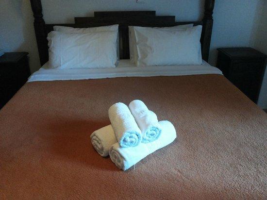 Doge Hotel: letto matrimoniale