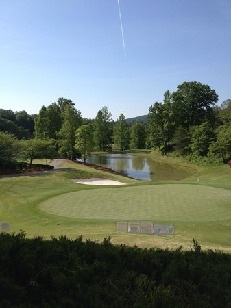 Kingwood Country Club & Resort: Golf Course