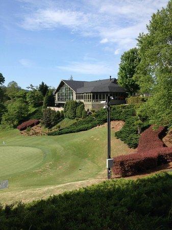 Kingwood Country Club & Resort: Dining Room
