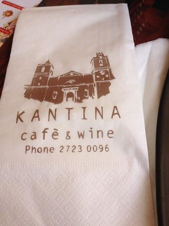 Kantina Cafe & Wine : buon appetito