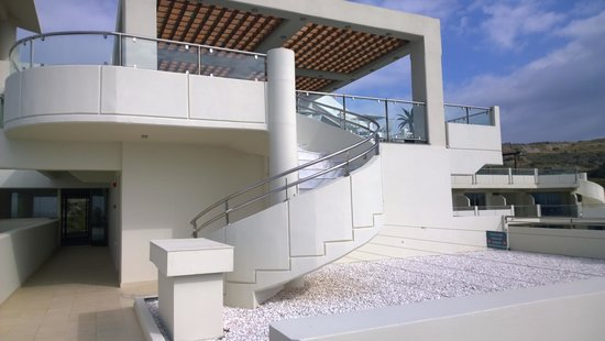 Elysium Resort & Spa: Noble Restaurant upstairs