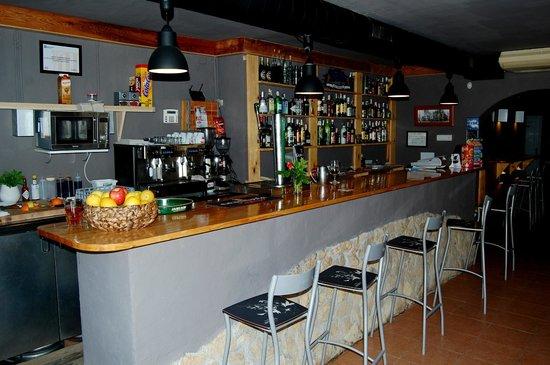 Cafe del Far: Indoors