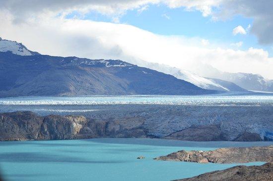 Estancia Cristina: glacier Upsala