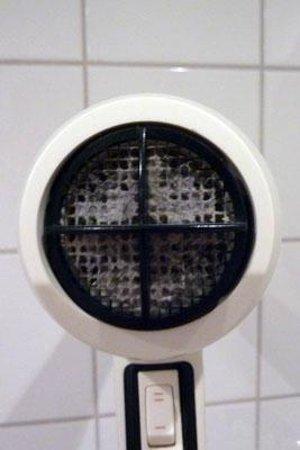 Elite Palace Hotel Stockholm: hair-dryer