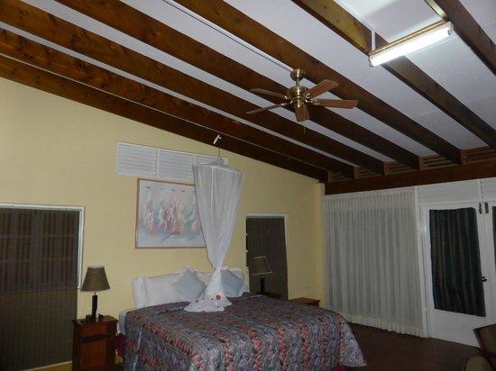 La Haut Resort: Bedroom