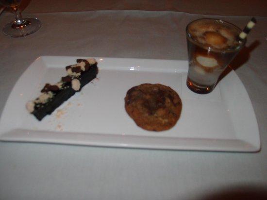 Michael Mina at Bellagio: Dessert Sampler
