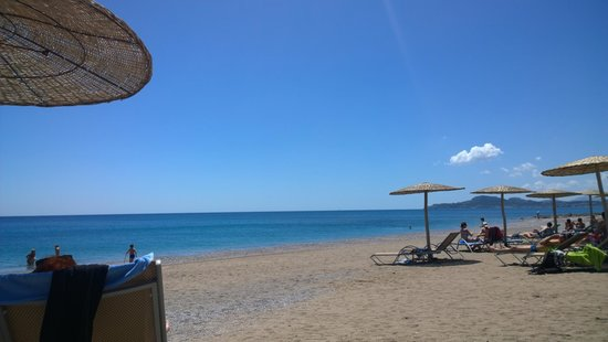 Elysium Resort & Spa: Beach