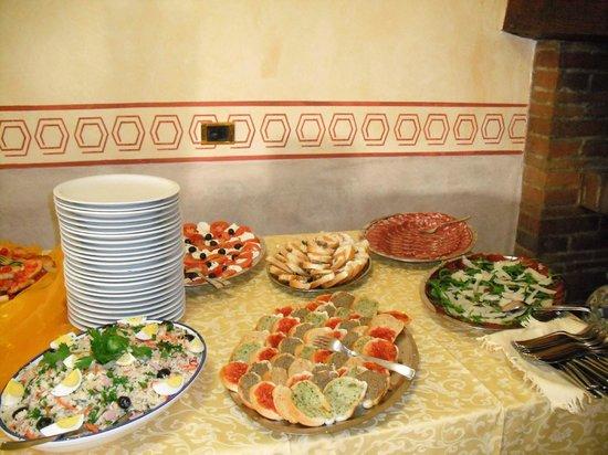 Hotel Tiziana : rinfresco