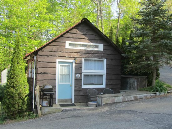 Belleayre Lodge: Cabin 3
