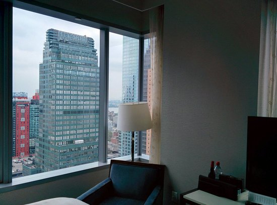InterContinental New York Times Square: Great view!