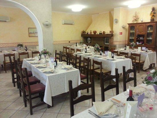 Hotel Tiziana : ristorante