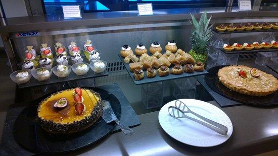 Elysium Resort & Spa: Desserts