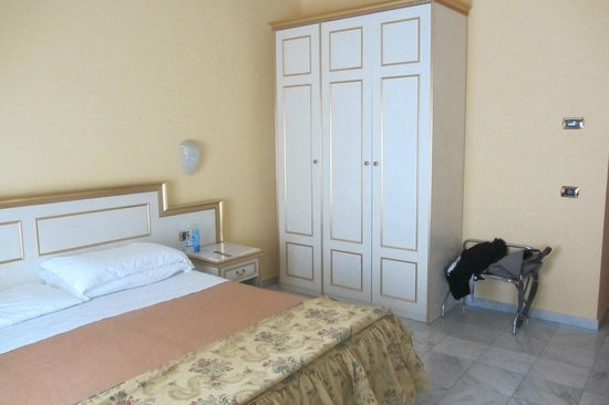 Hotel Alexander Palace: la camera
