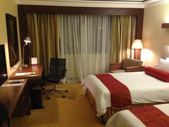 Marco Polo Plaza Cebu : Room with City View