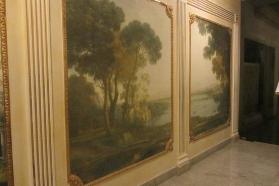 Hotel Alexander Palace: i corridoi