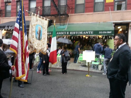 Come To Enjoy And Have Fun In Little Italy Visit One Of The