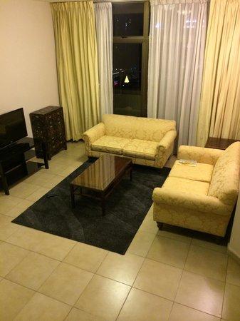 Far East Plaza Residences by Far East Hospitality: Second living room