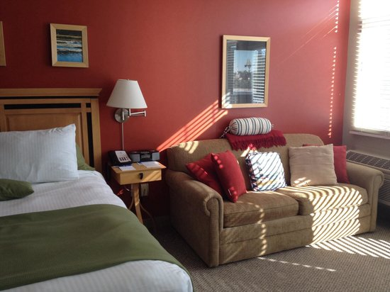 Weathervane Inn: Lovely room