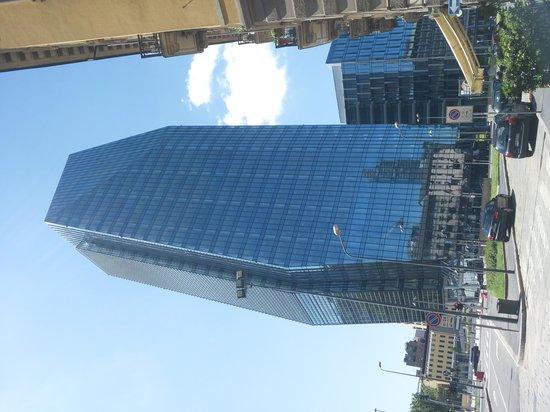 La torre Diamante