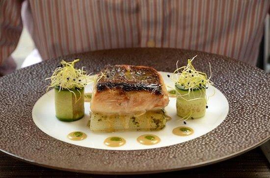 Les Fables de La Fontaine : Fish main course