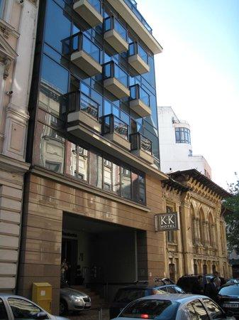 K+K Hotel Elisabeta: Hotel