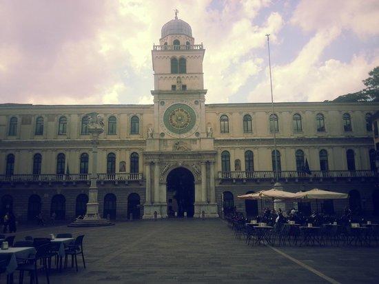 Piazza dei Signori: la splendida piazza