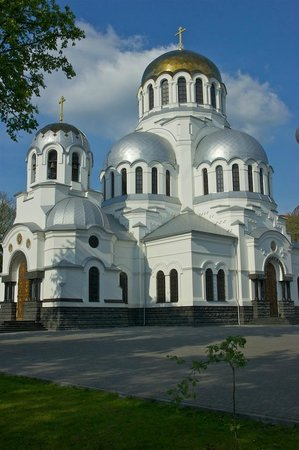 Alexander Nevskiy Church