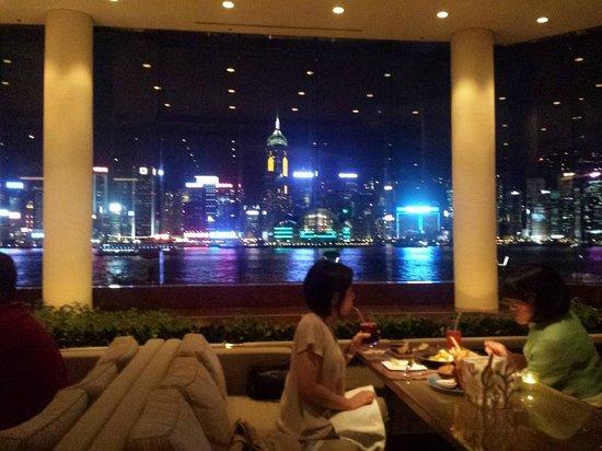 InterContinental Hong Kong : lounge