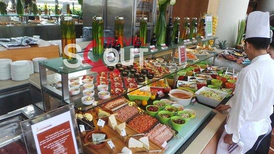 InterContinental Hong Kong : resto buffet 8