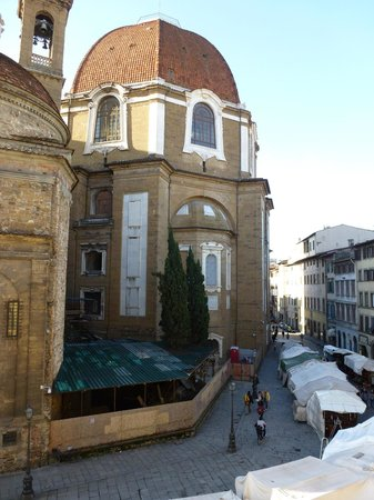 Corte dei Medici: No better view