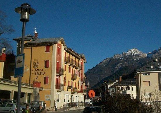 Hotel Al Pelmo-Pieve di Cadore, Itália