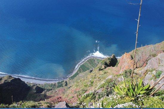 Cabo Girao : Tiefblick