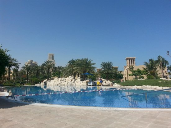 Hilton Al Hamra Beach & Golf Resort : The Pool