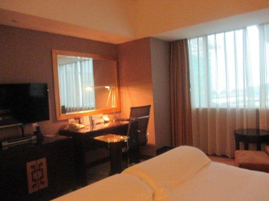 Days Inn Guangzhou: 静かな部屋