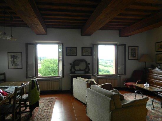 Hotel Santa Caterina : Interior of Suite
