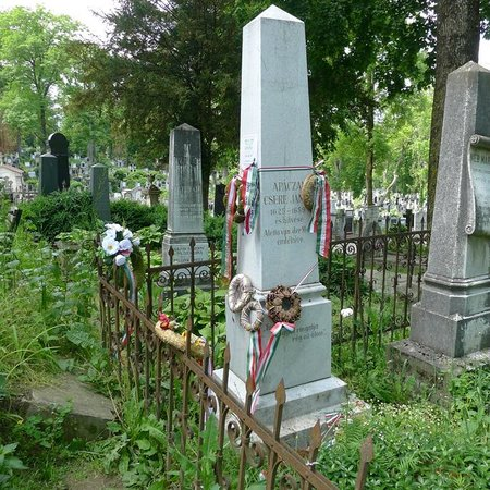 Hazsongard Cemetery
