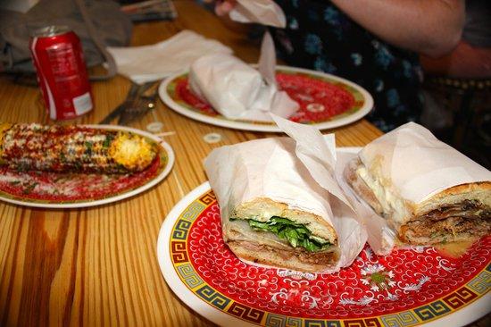 Bien: Cuban & Roast Pork Sandwich