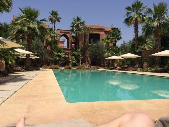 Tigmiza - Suites & Pavillons: Pool