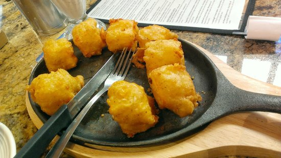 Milwaukee Burger Company - Wausau: Cheese Curds