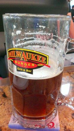 Milwaukee Burger Company - Wausau: IPA