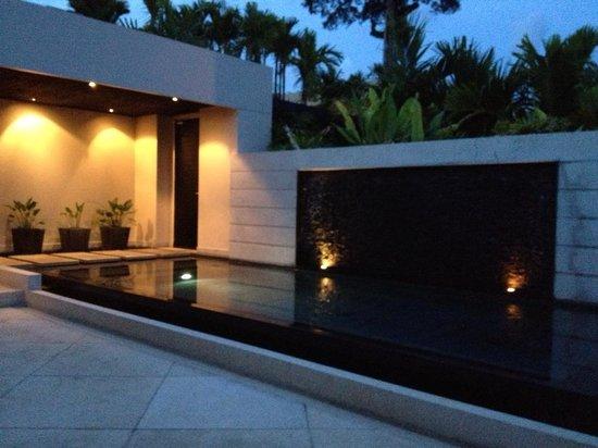 The Pavilions Phuket : Spa and Pool Pavilions pool