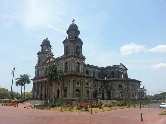 Antigua Catedral de Managua: ...