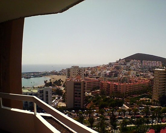 TRYP Tenerife : sea view even without the extra pay