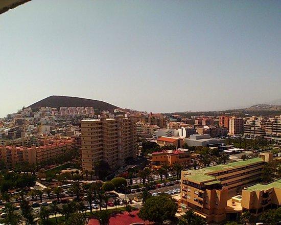 TRYP Tenerife : 11 floor view