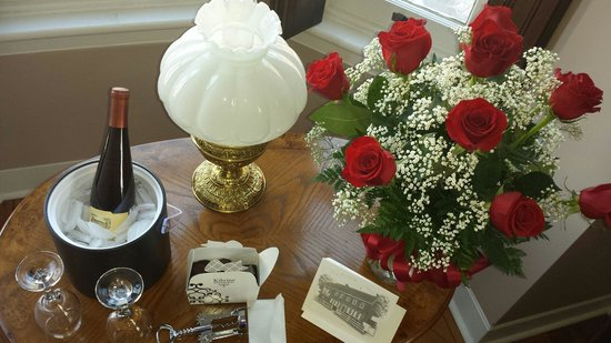The Swope Manor Bed & Breakfast: Some of our Favorite things!