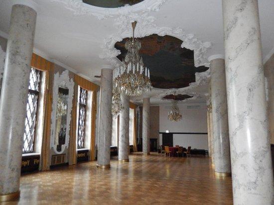 Hilton Moscow Leningradskaya: Ballroom