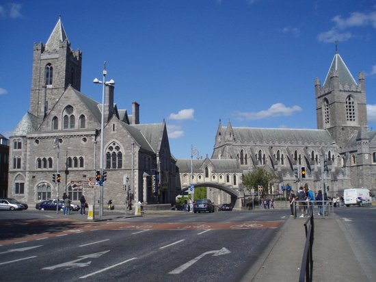 Dublinia: Experience Viking and Medieval Dublin: Vista del exterior