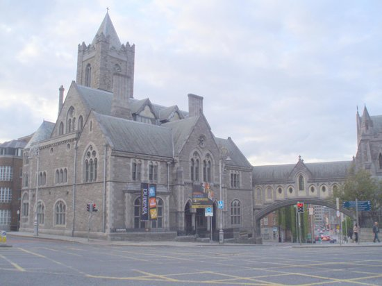 Dublinia: Experience Viking and Medieval Dublin: Exterior