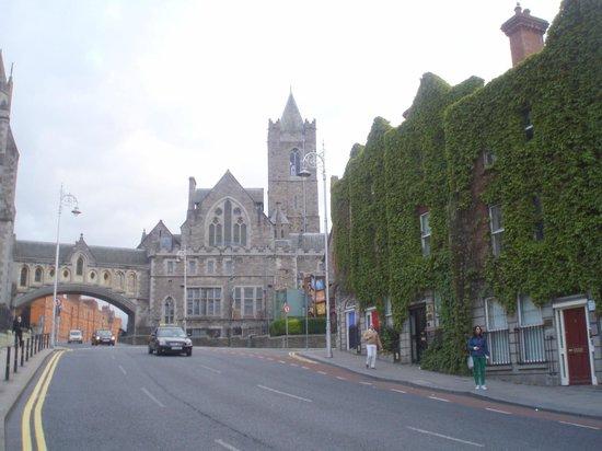 Dublinia: Experience Viking and Medieval Dublin: Aspecto del emplazamiento