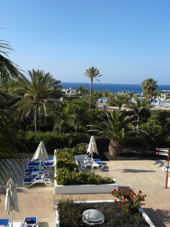 Hotel Costa Calero : View from room 270